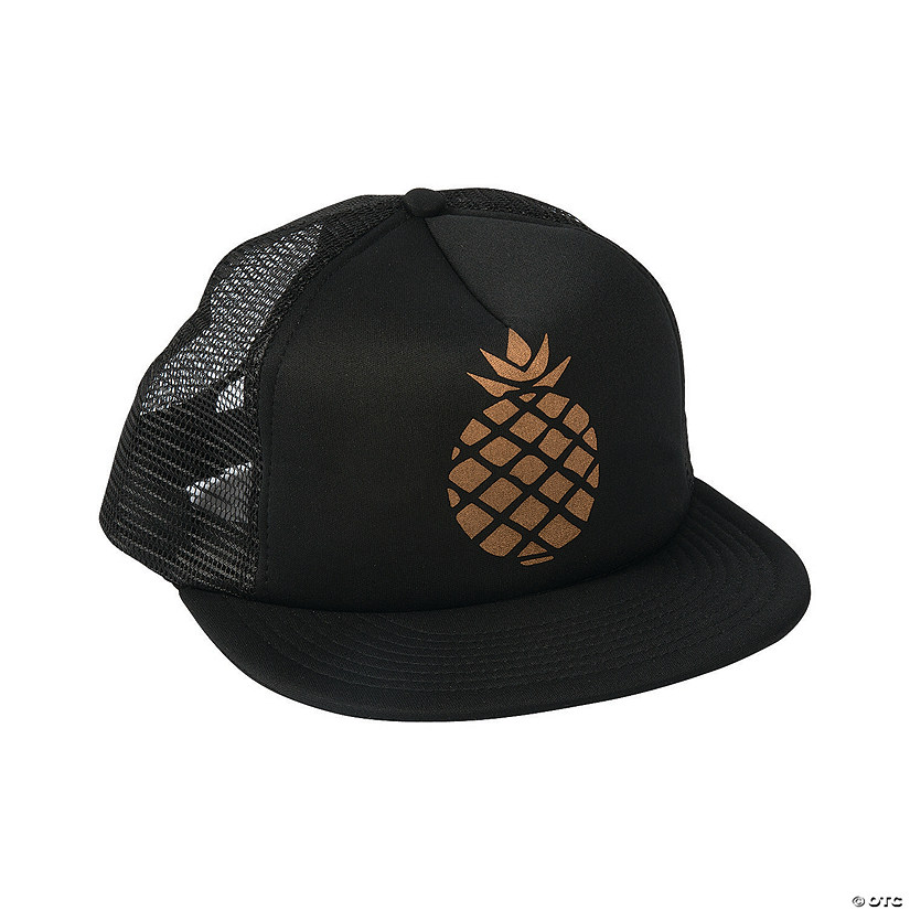 Pineapple Trucker Hats