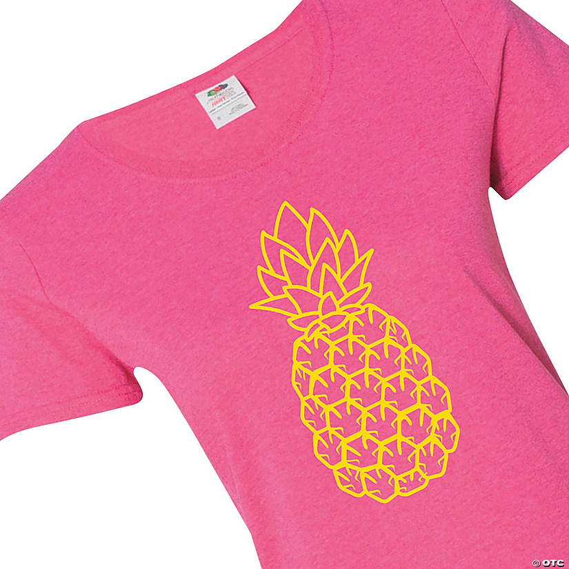 Pineapple Women's T-Shirt Audio Thumbnail