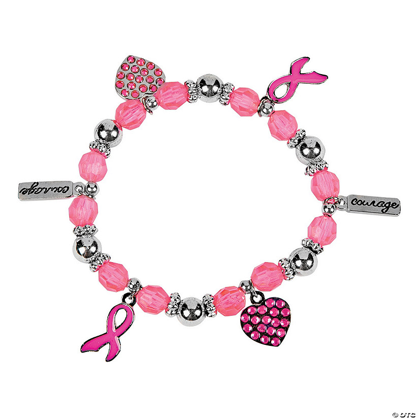Pink Ribbon Charm Bracelets Audio Thumbnail