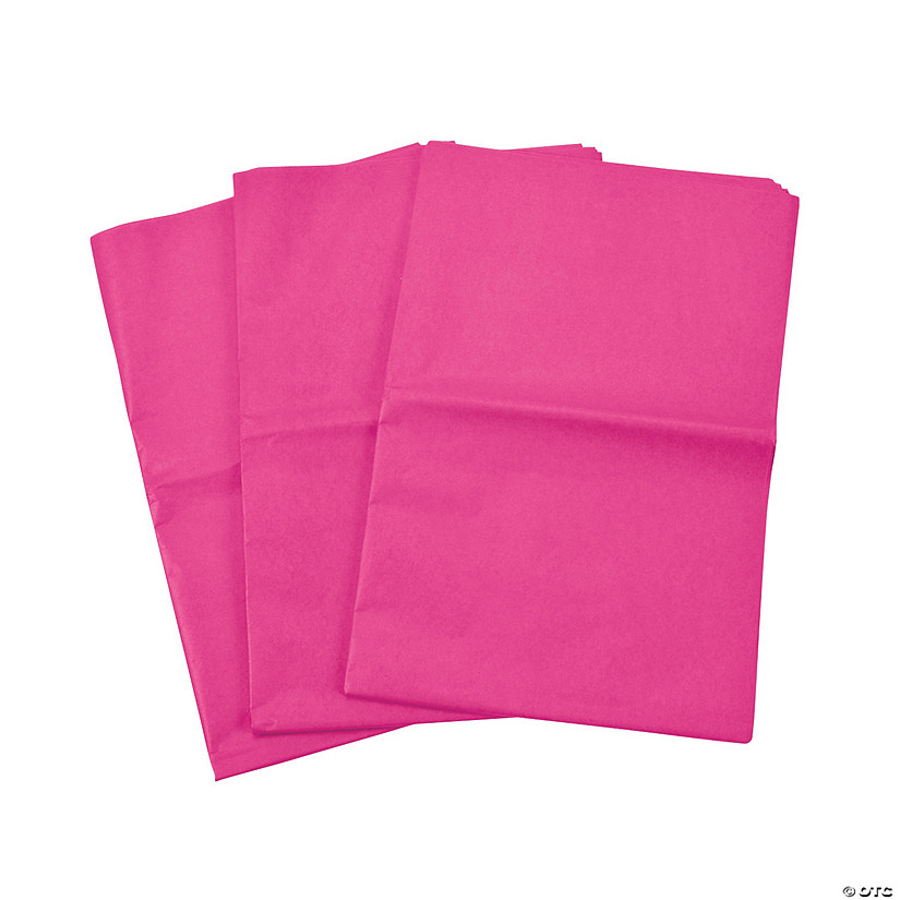 Pink Tissue Paper Sheets Audio Thumbnail