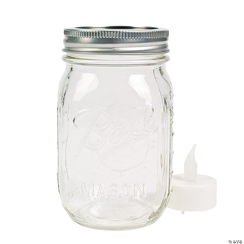 Pint Ball Mason Jars Image Thumbnail