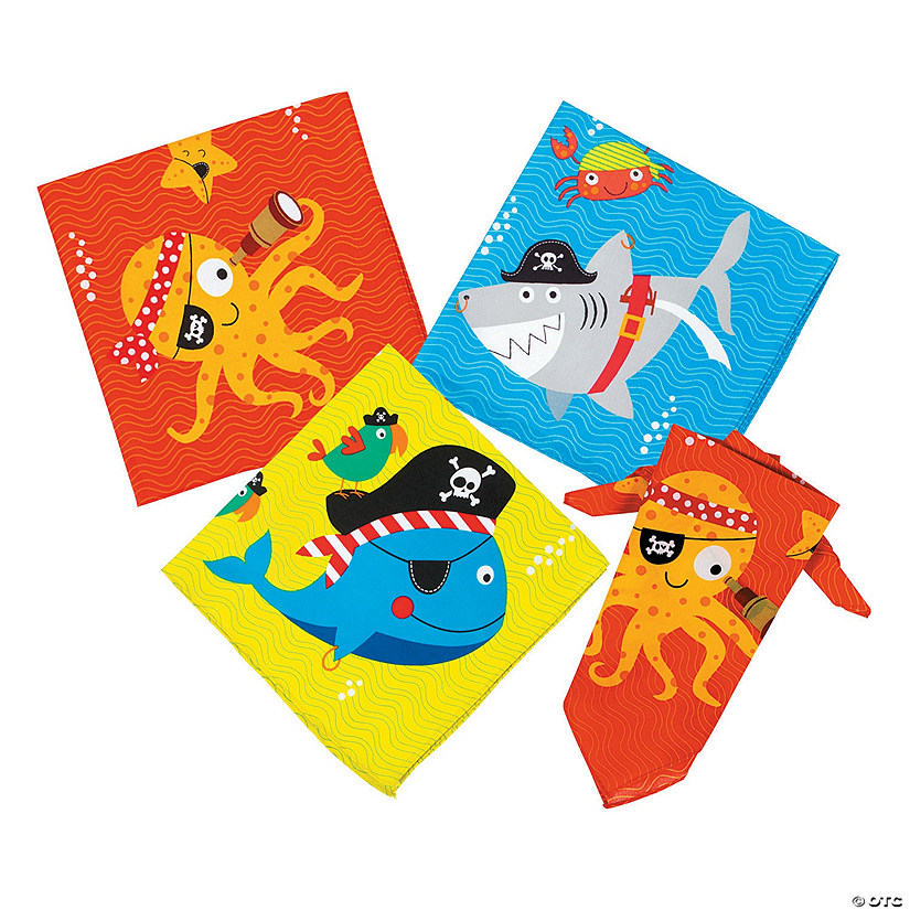 Pirate Animals Bandanas Audio Thumbnail