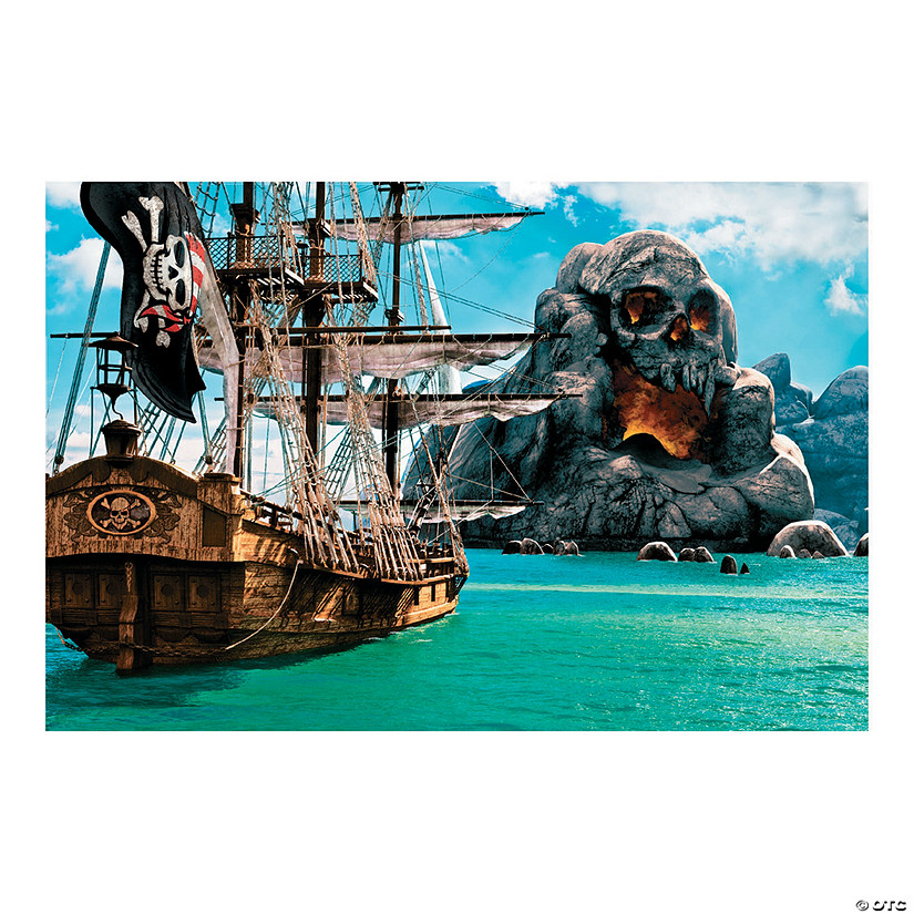 Pirate Backdrop Banner Audio Thumbnail