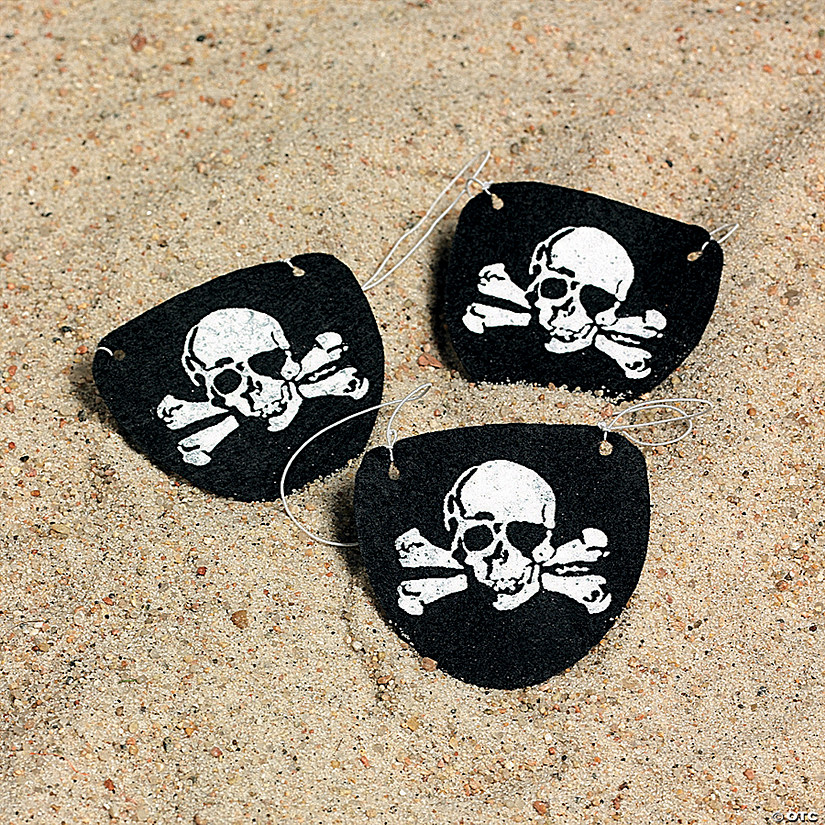 Pirate Eye Patches