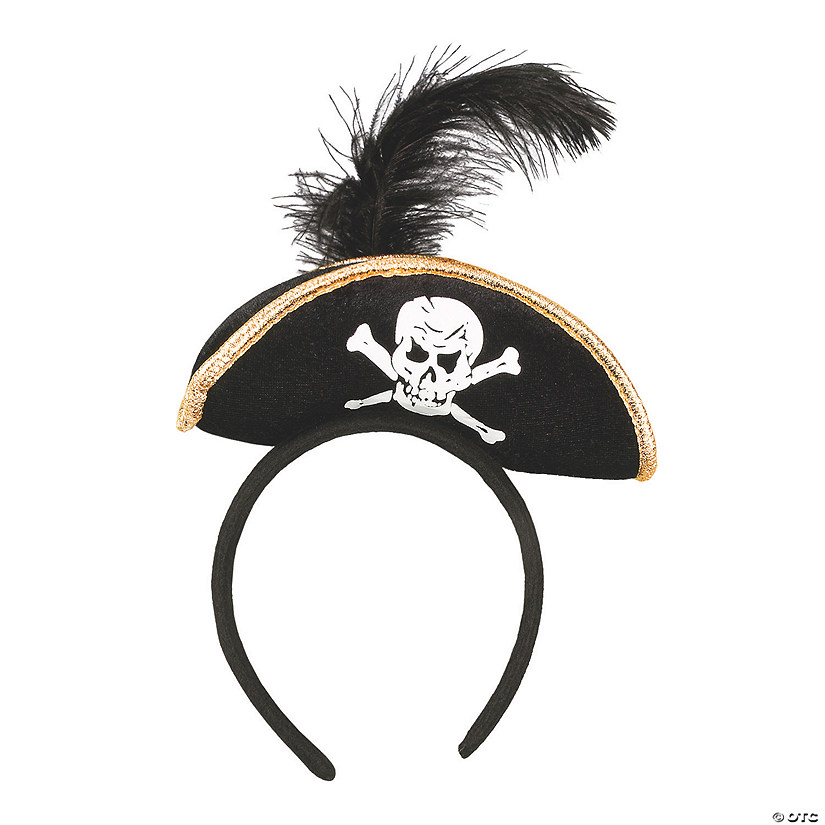 Pirate Hat Headband Audio Thumbnail