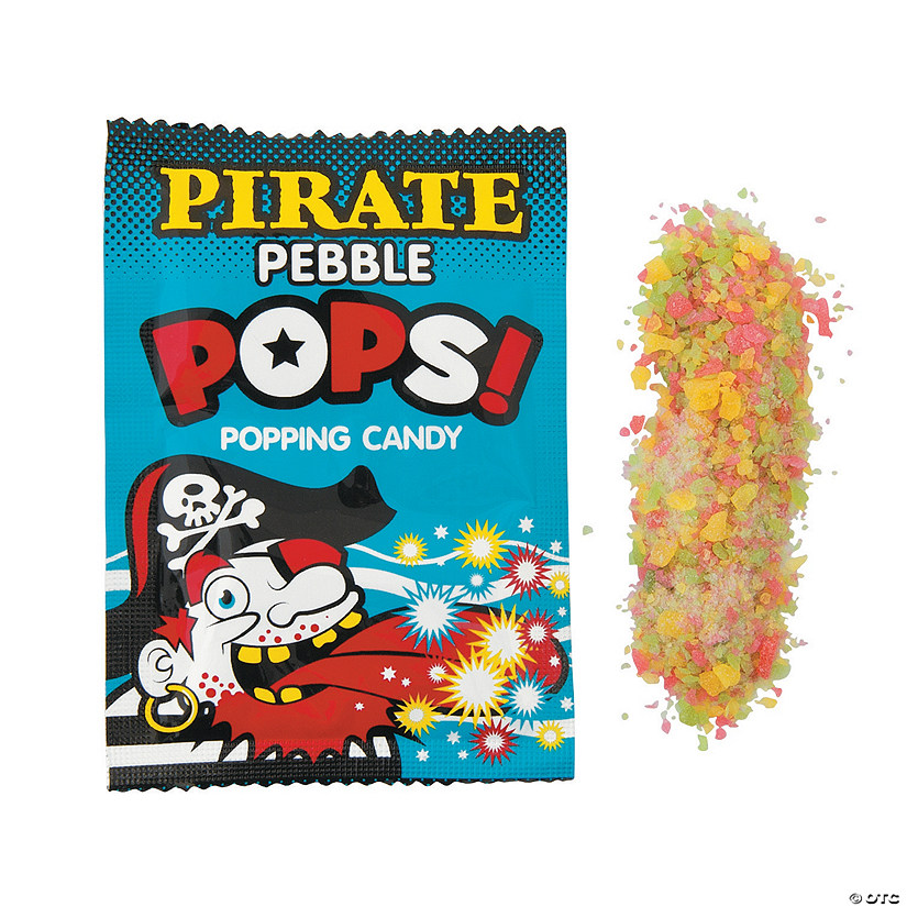 Pirate Popping Candy Audio Thumbnail