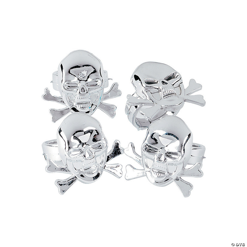 Pirate Skull Rings Audio Thumbnail