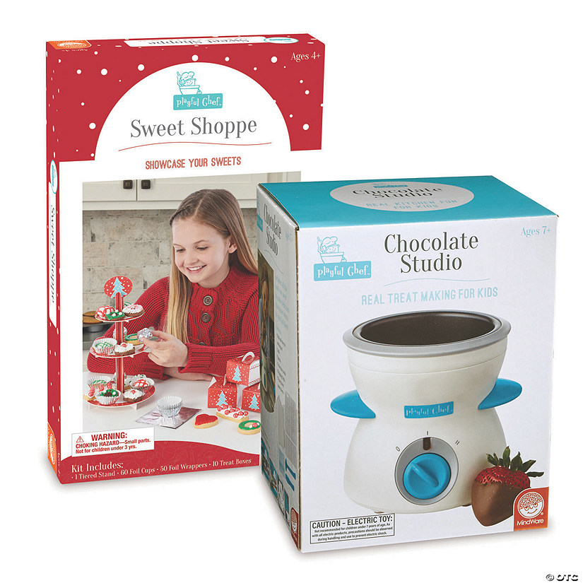 Playful Chef: Christmas Studio and Shoppe Audio Thumbnail