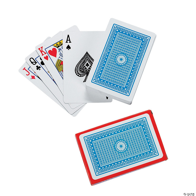 Playing Cards Audio Thumbnail