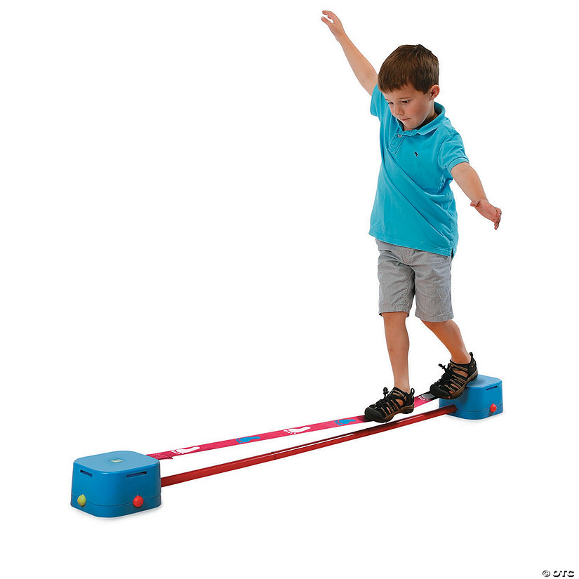 Playzone Balance Blox: Single Slackline Kit Image Thumbnail