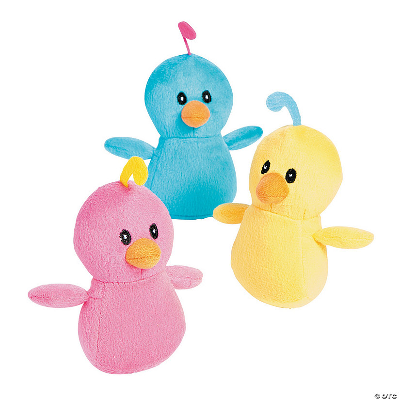Plush Easter Chicks Discontinued