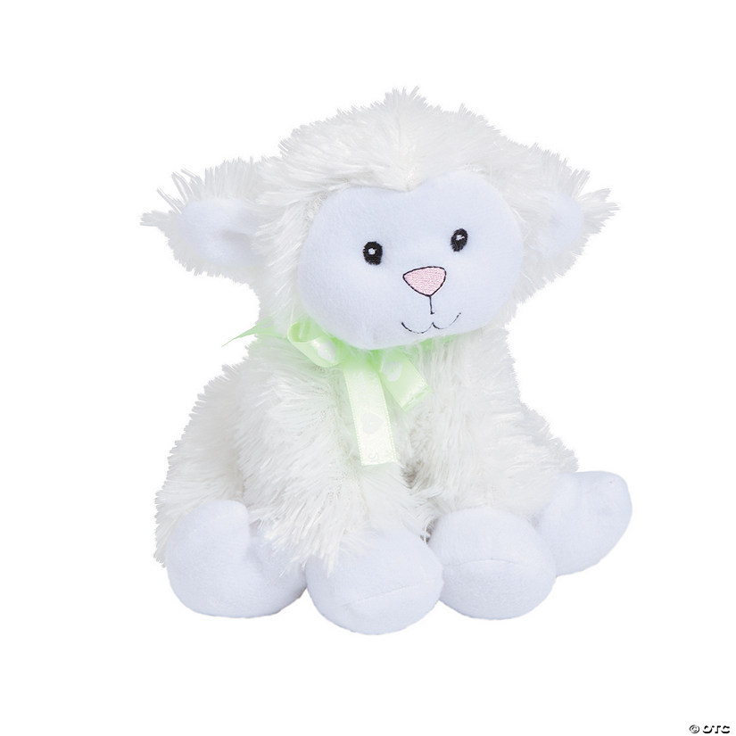 Plush Jesus Loves Me Lamb Discontinued