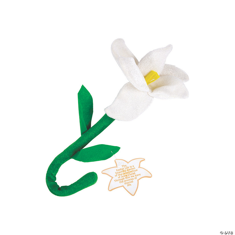 Plush Lilies with Card Audio Thumbnail