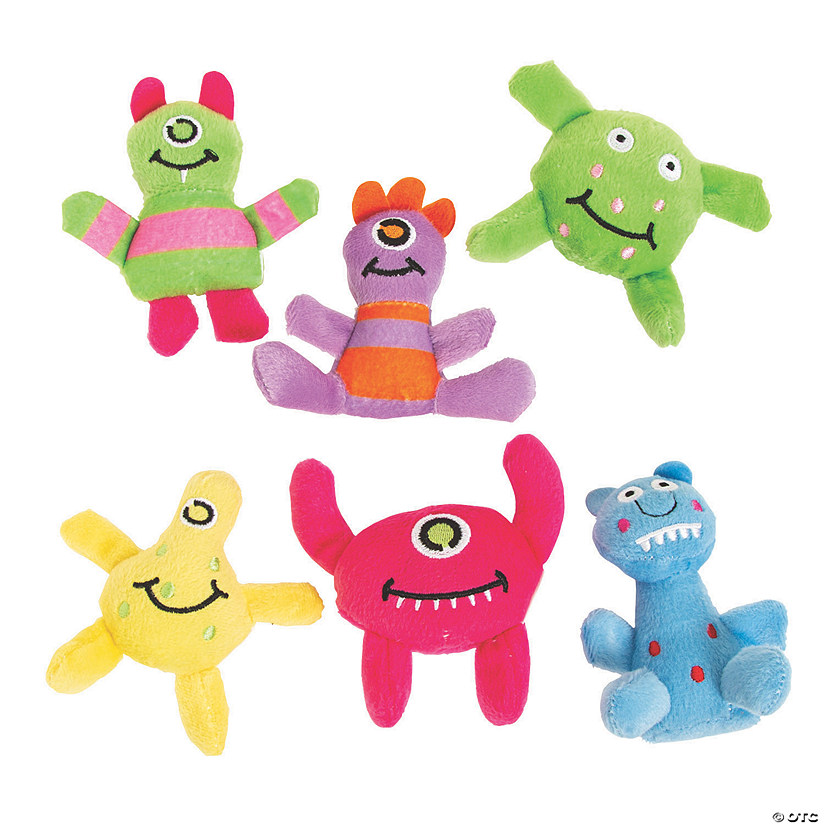 Plush Monsters Image Thumbnail