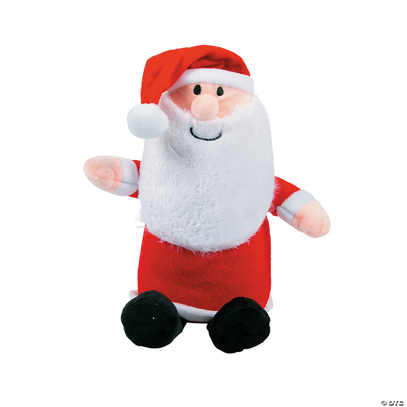 Plush Santa Audio Thumbnail