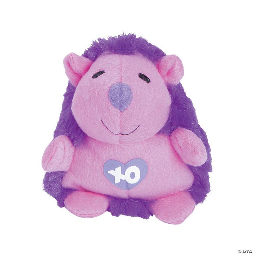 Plush Valentine Hedgehogs Discontinued