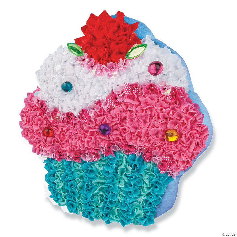 PlushCraft Cupcake Pillow Kit Audio Thumbnail