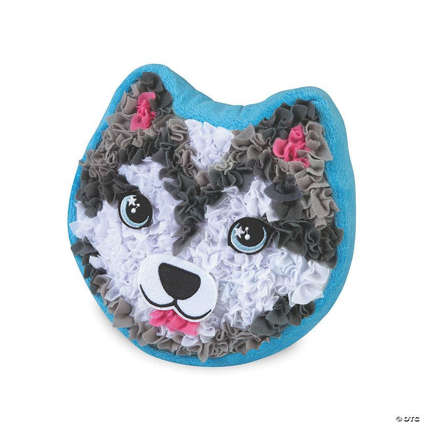 Plushcraft Husky Pillow Image Thumbnail