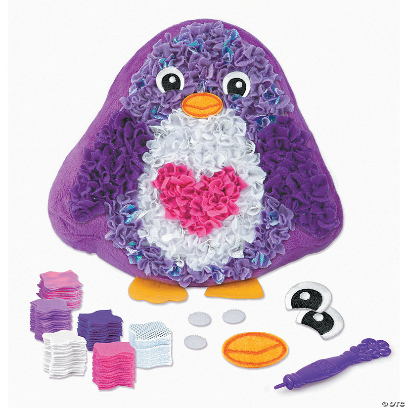PlushCraft Penguin Pillow Kit Image Thumbnail