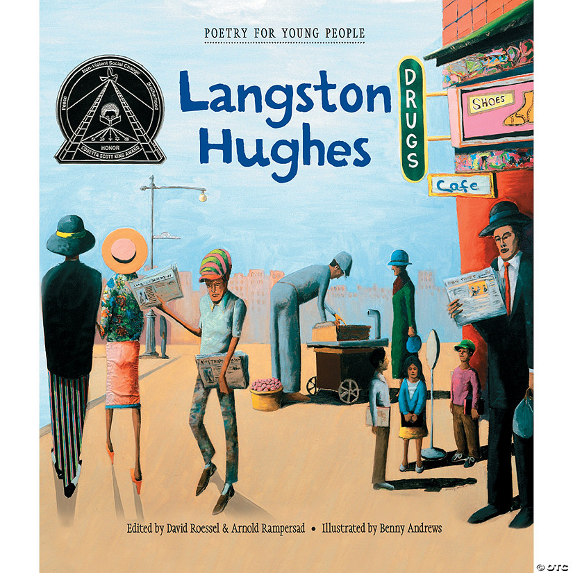 Poetry For Young People: Langston Hughes Audio Thumbnail