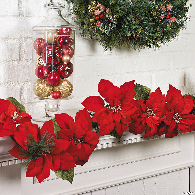 Poinsettia Garland Audio Thumbnail