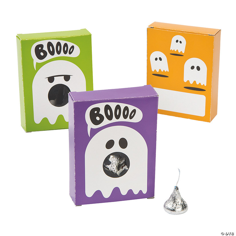 Poke-Out Treat Boxes