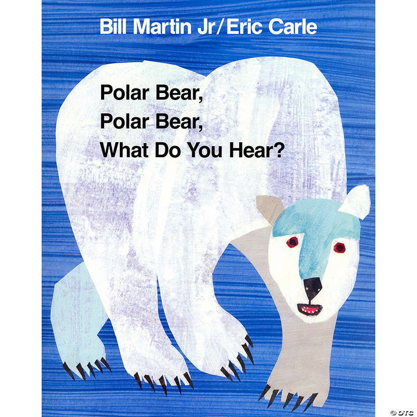 Polar Bear, Polar Bear What Do You Hear? Big Book Audio Thumbnail