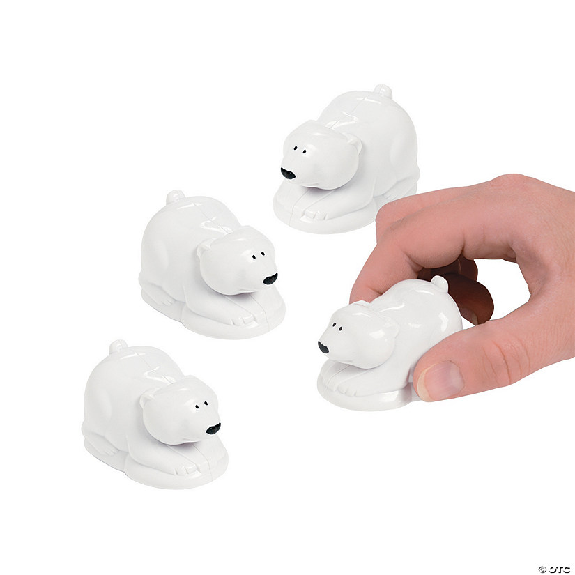 Polar Bear Pull-Back Toys Audio Thumbnail