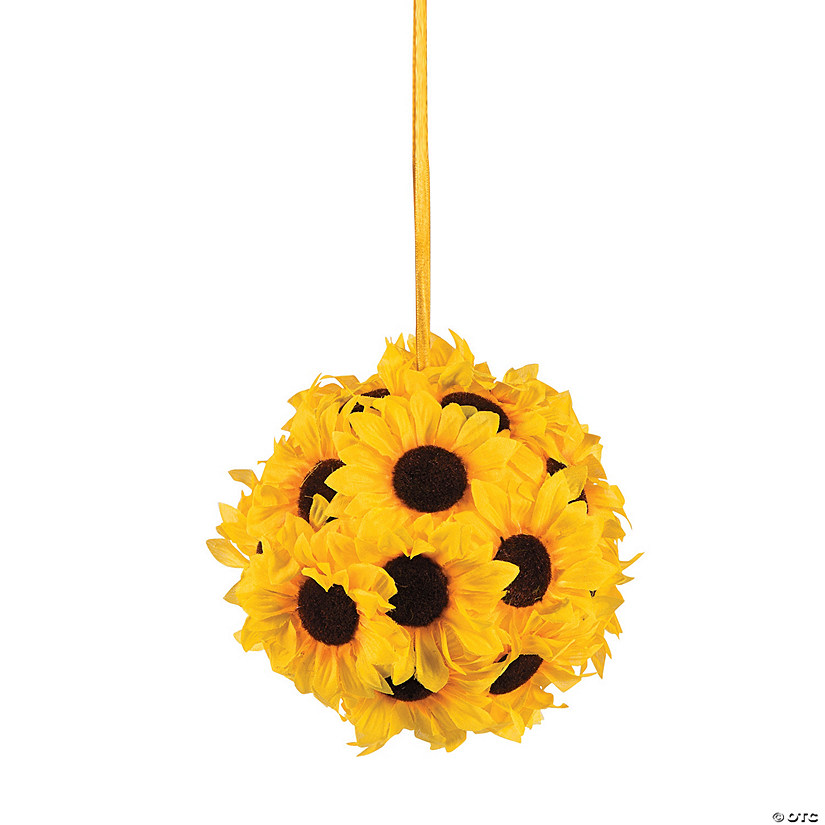 Pomander Sunflower Kissing Ball Audio Thumbnail