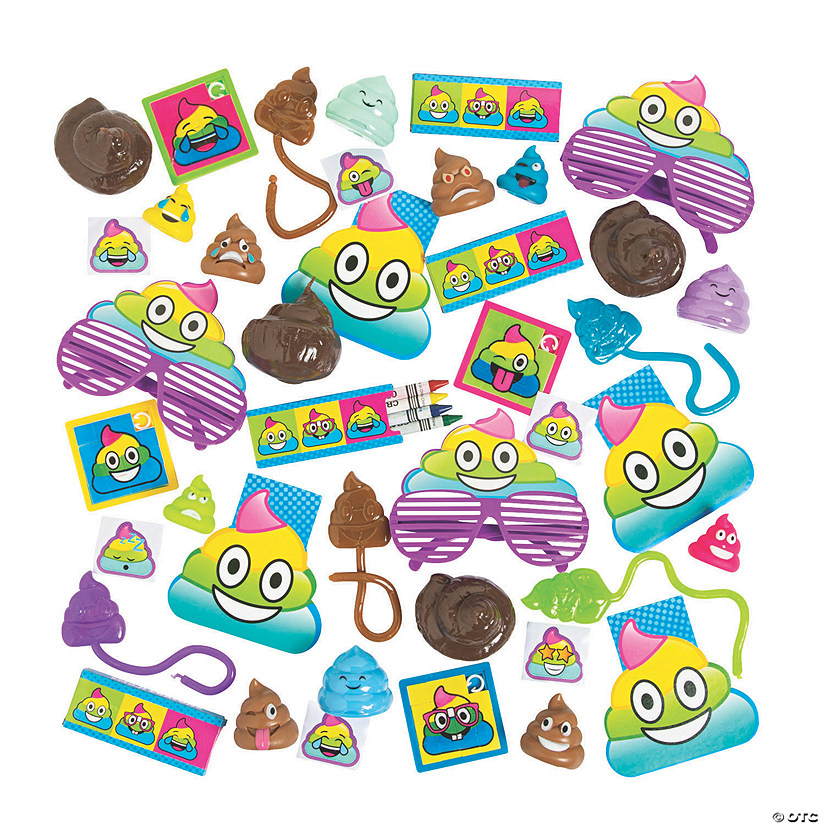 Poop Toy Assortment Image Thumbnail