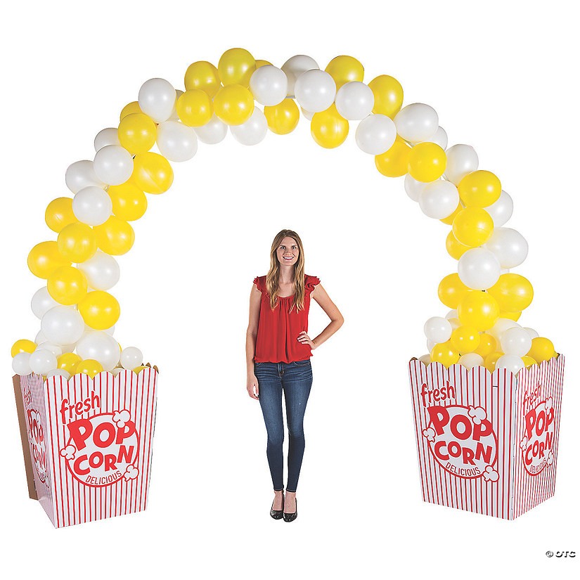 Popcorn Balloon Arch Frame Kit Audio Thumbnail