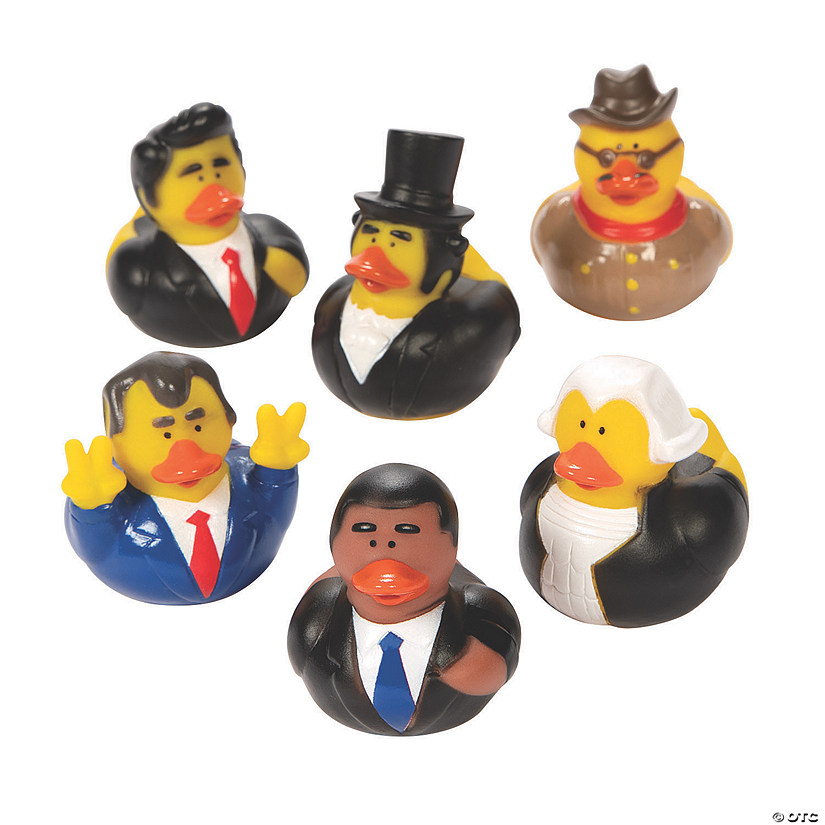 President Rubber Duckies Audio Thumbnail