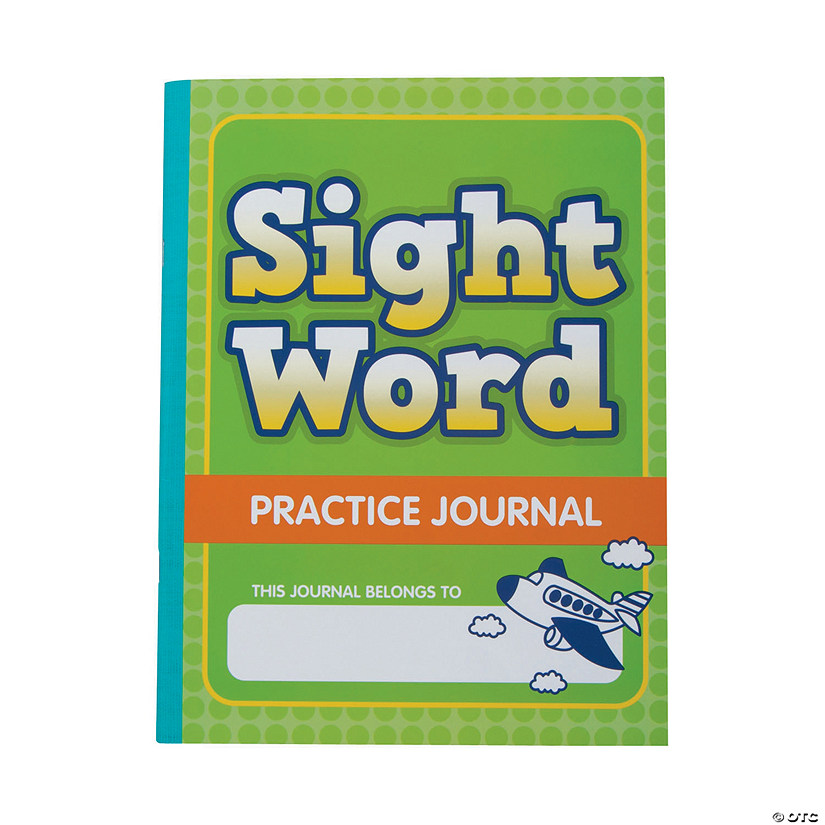 Primary Sight Word Practice Journals Audio Thumbnail