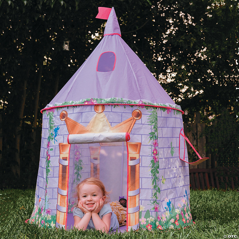 Princess Castle Play Tent Audio Thumbnail
