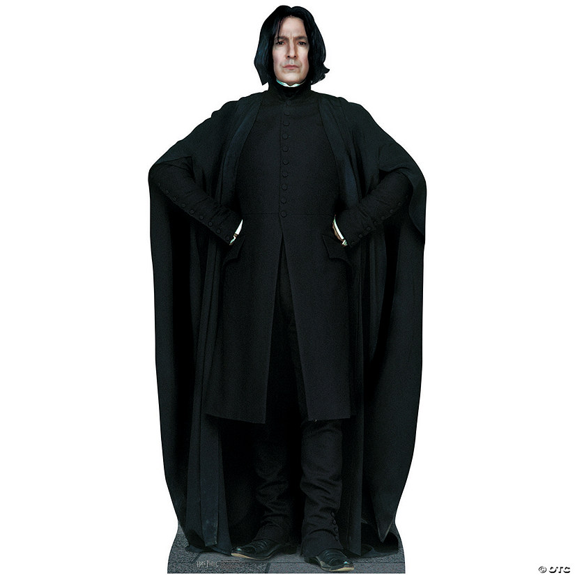 Professor Snape Cardboard Stand-Up Audio Thumbnail