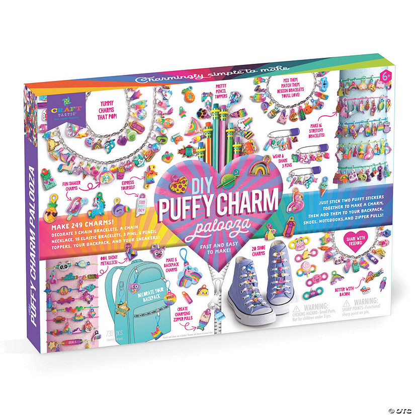 Puffy Charms Ultimate Kit Audio Thumbnail