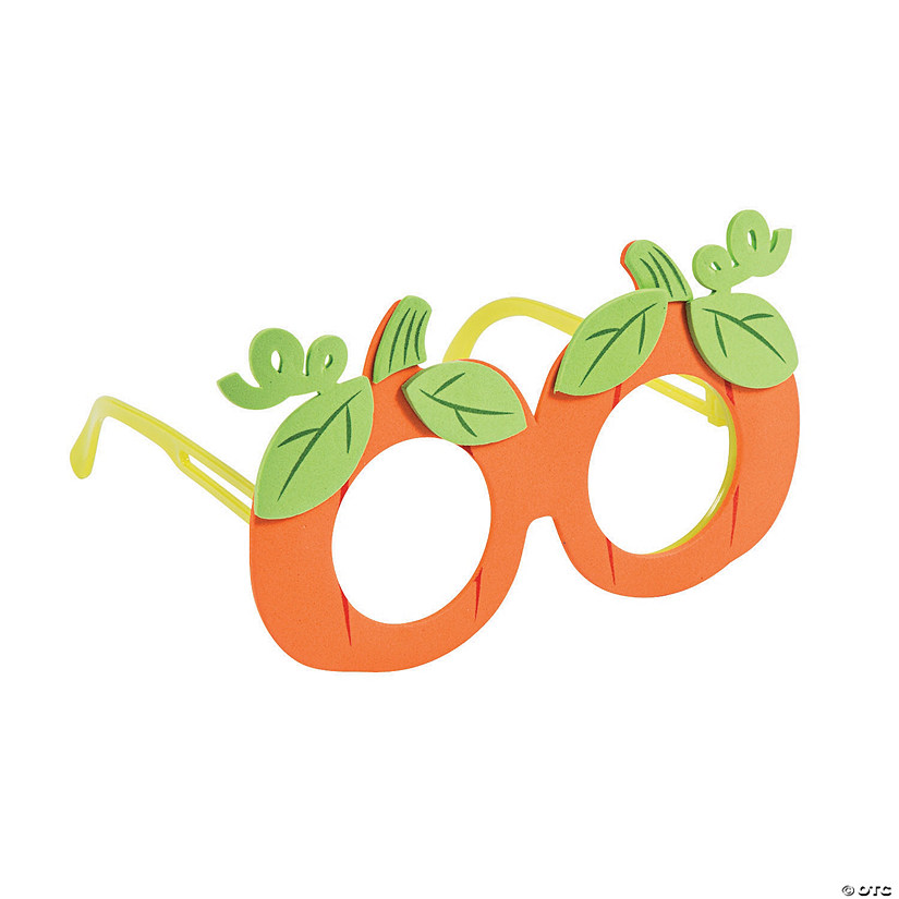 Pumpkin Glasses Craft Kit Audio Thumbnail