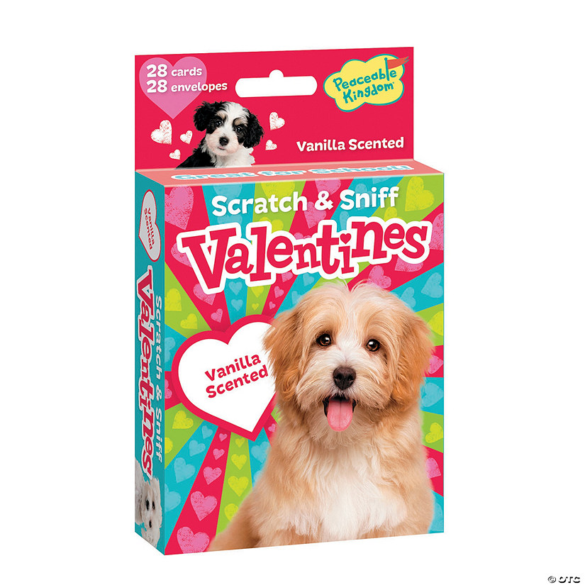 Puppy Scratch & Sniff Valentines Audio Thumbnail
