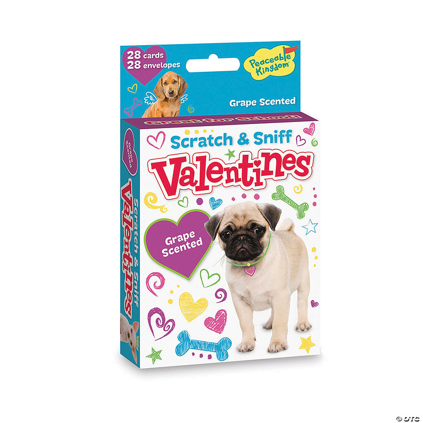 Puppy Scratch and Sniff Valentines Audio Thumbnail