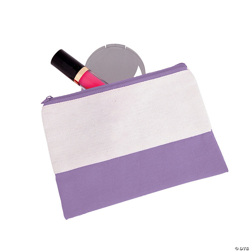 Purple & White Makeup Bag Audio Thumbnail