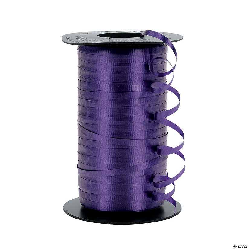 Purple Curling Ribbon Audio Thumbnail