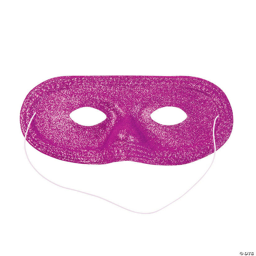 Purple Glitter Masks Audio Thumbnail