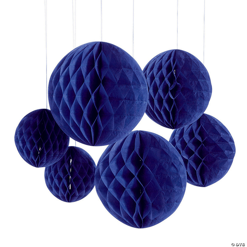 Purple Hanging Honeycomb Decorations Audio Thumbnail