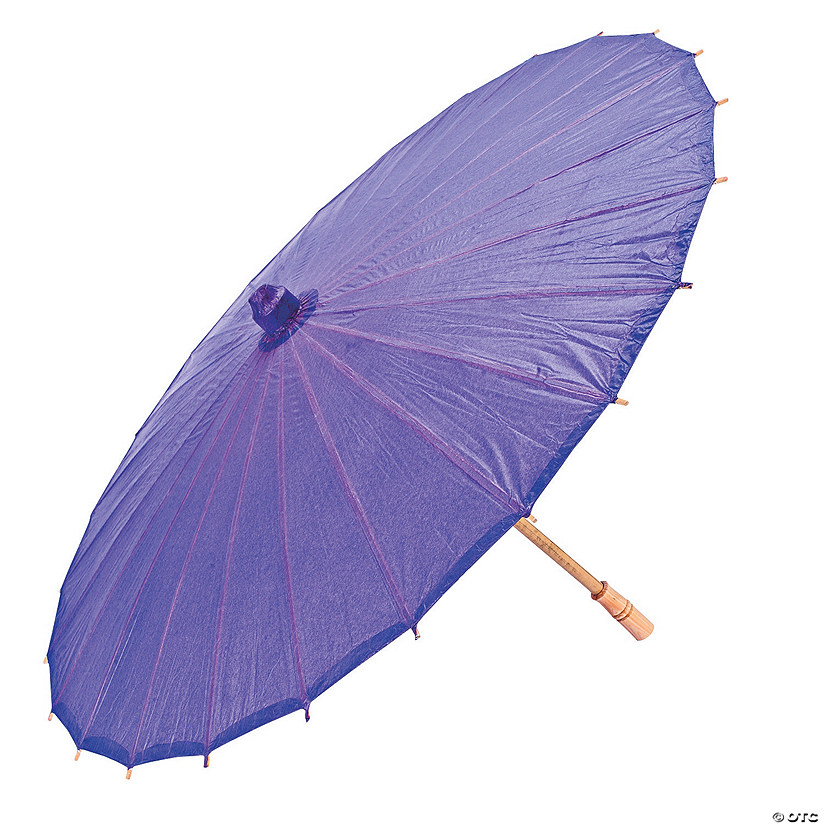 Purple Paper Parasol Audio Thumbnail