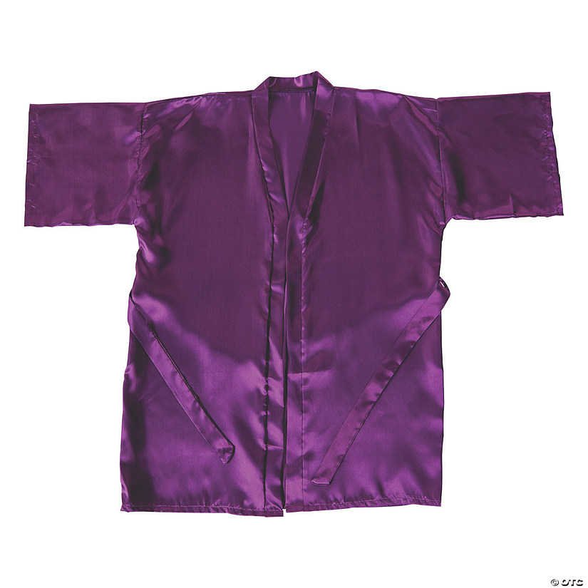 Purple Silk Robe Audio Thumbnail