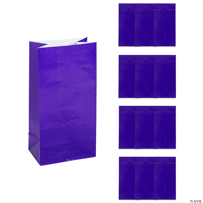 Purple Treat Bags Audio Thumbnail