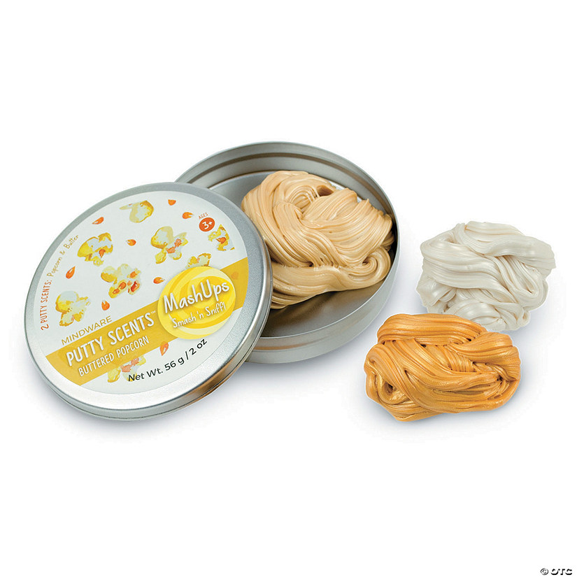 Putty Scents MashUps: Buttered Popcorn