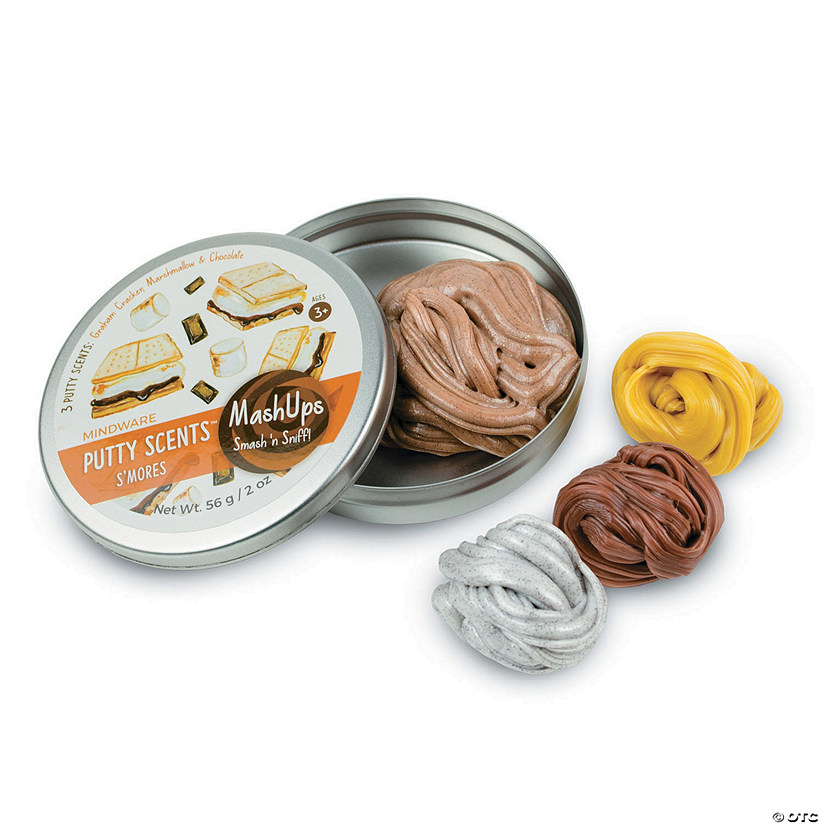 Putty Scents MashUps: S'mores  Image Thumbnail