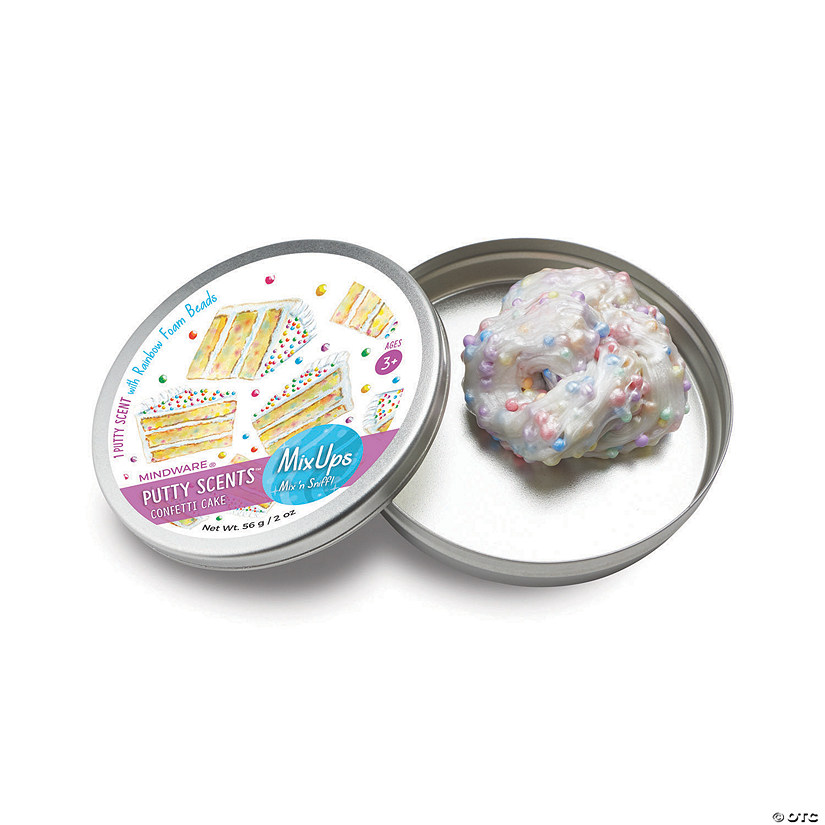 Putty Scents: MixUps: Confetti Cake Audio Thumbnail