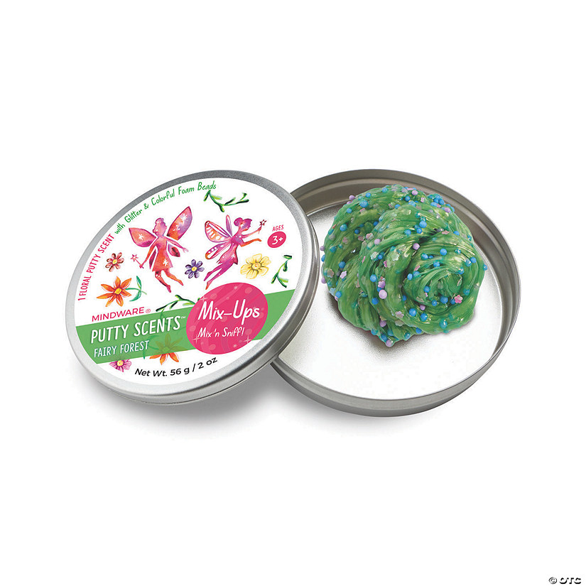 Putty Scents MixUps: Fairy Forest Image Thumbnail